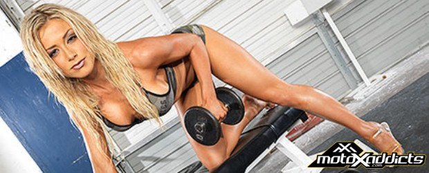 Dianna Dahlgren Fitness Photoshoot by Gregory James