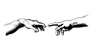 Fig. 1. Quand Adam tutoyait les Dieux. Anonyme.