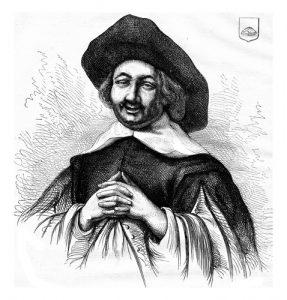 Fig. C8. Animateur du banquet des Turlupins.