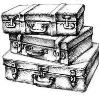 Con comme une valise sans poignée[kô kòm yn valiz sâ pwaNé]