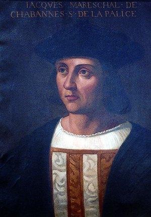 Jacques II de Chabannes de La Palice