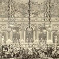 Ne pas être à Versailles [ne pa ètr a vèrsaj]