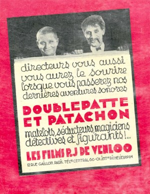 Être Doublepatte et Patachon