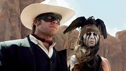 © DISNEY. ALLE RECHTE VORBEHALTEN. © 2012 Disney Enterprises, Inc. The LONE RANGER property is owned by and ™ & © Classic Media, Inc., an Entertainment Rights group company.  Used by permission.