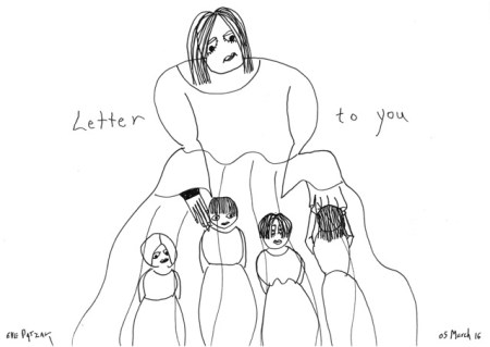 Eve Joy Patzak: Letter to you