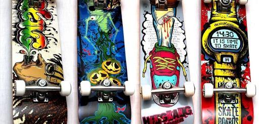 Skate - Monopatins