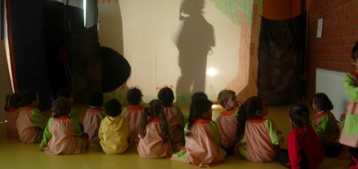 Teatre amb ombres