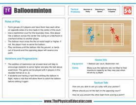 Balloonminton