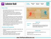 Lobster-Ball