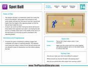 Spot-Ball