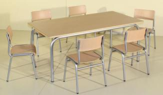 Ping pong a l'escola