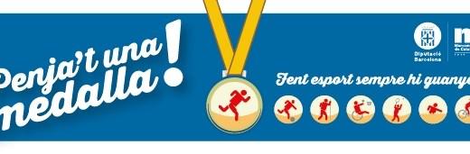 Penja't una medalla!