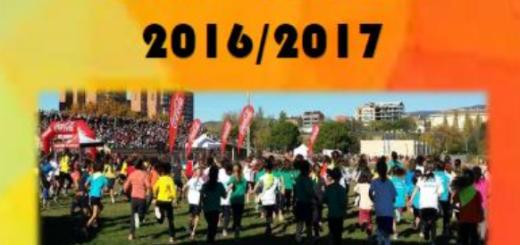 Campionat comarcal de cros de Terrassa 2016
