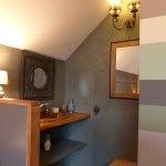 Salle de bain de la Maison du Commandant
