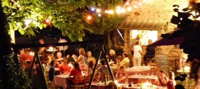 Profitez de l'été indien : la restauration est ouverte jusqu'au 6 septembre !