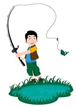 La pêche au Moulin Authier