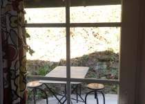 Terrasse gîte du moulin