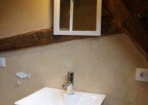Salle de bain gîte du moulin