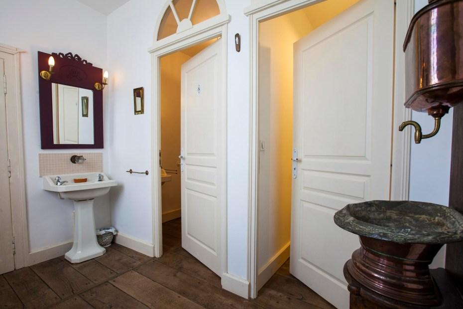 Salle de bain Gîte 1 Prieuré