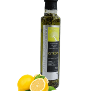 Les huiles aromâtisées