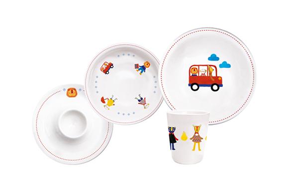 Des ensembles trop mignons pour le repas de bébé - 1 #Concours (4/6)