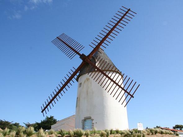 Moulin De La Conchette Jard Sur Mer