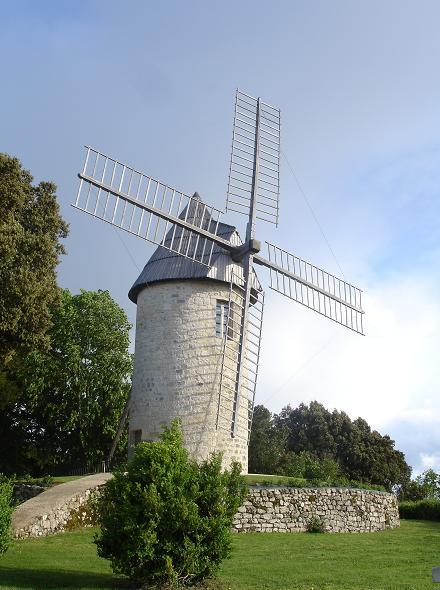 Moulin du chteau  Montpezat dAgenais