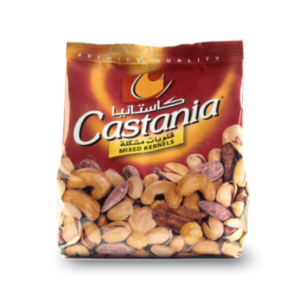 Castania Mixed Kernels – 0.4Kg –