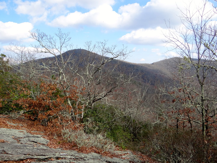 Brasstown Bald Mountain Information