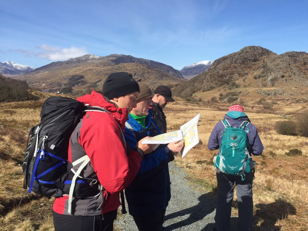 Mountain Skills Course Snowdonia Featured Image