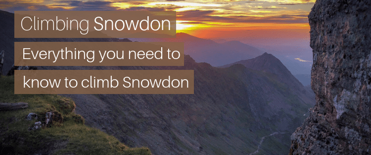Climbing Snowdon