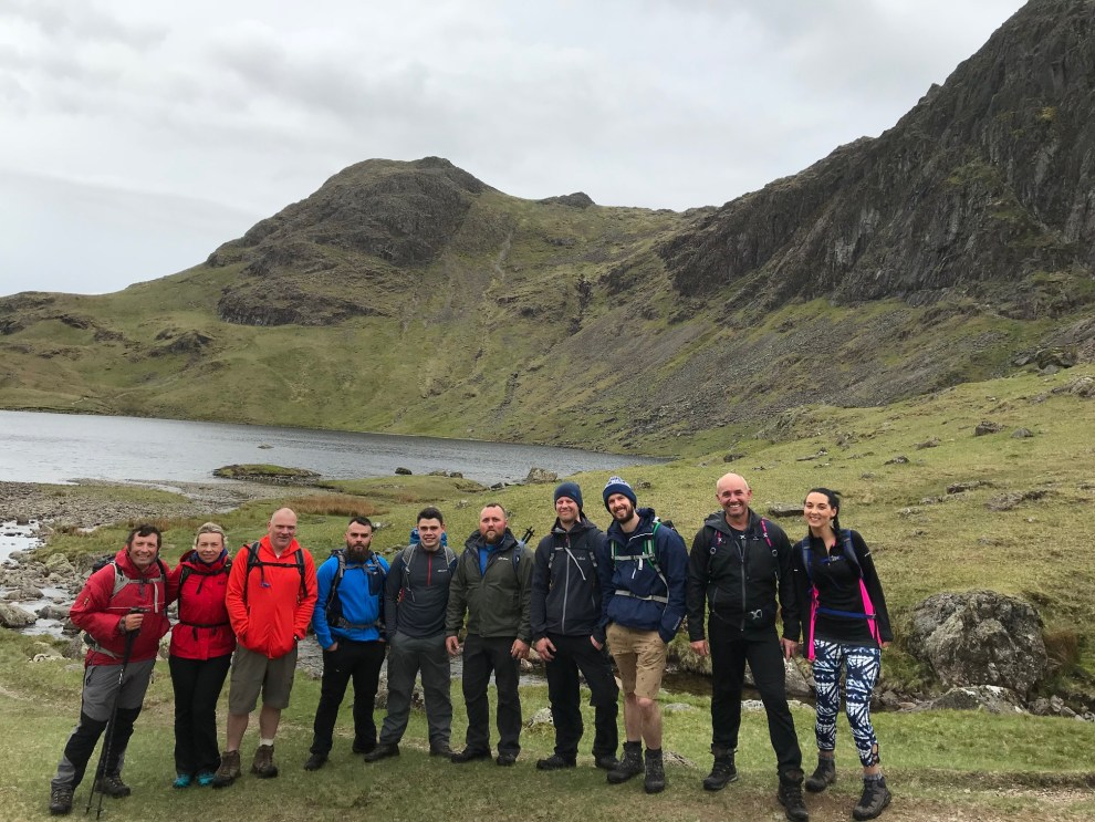 Great Langdale Challenge Guided Walk May