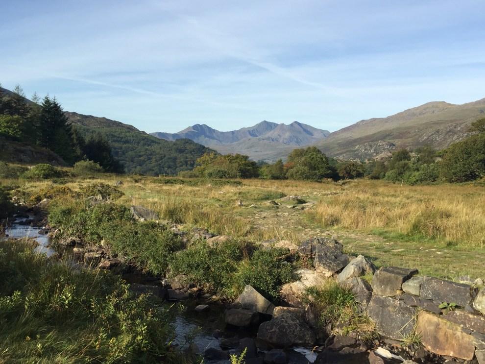 Crimpiau and Snowdon, Snowdonia