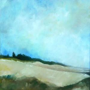Dune Sky by Johanna McCormick
