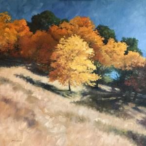 An Oak Is Worth A Thousand Words - Johanna McCormick