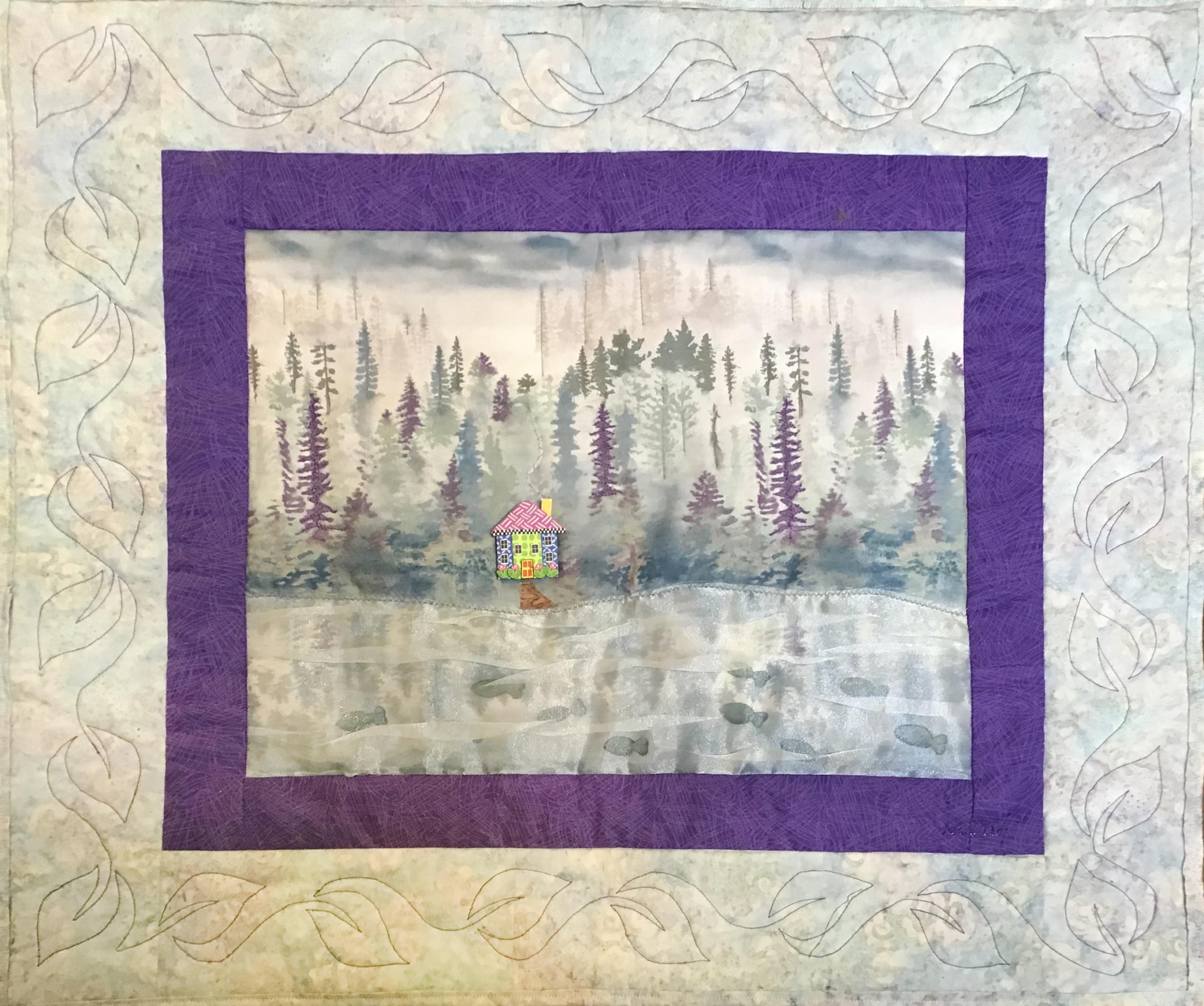 Lakeside Contentment 1 - Nancie Fimbel