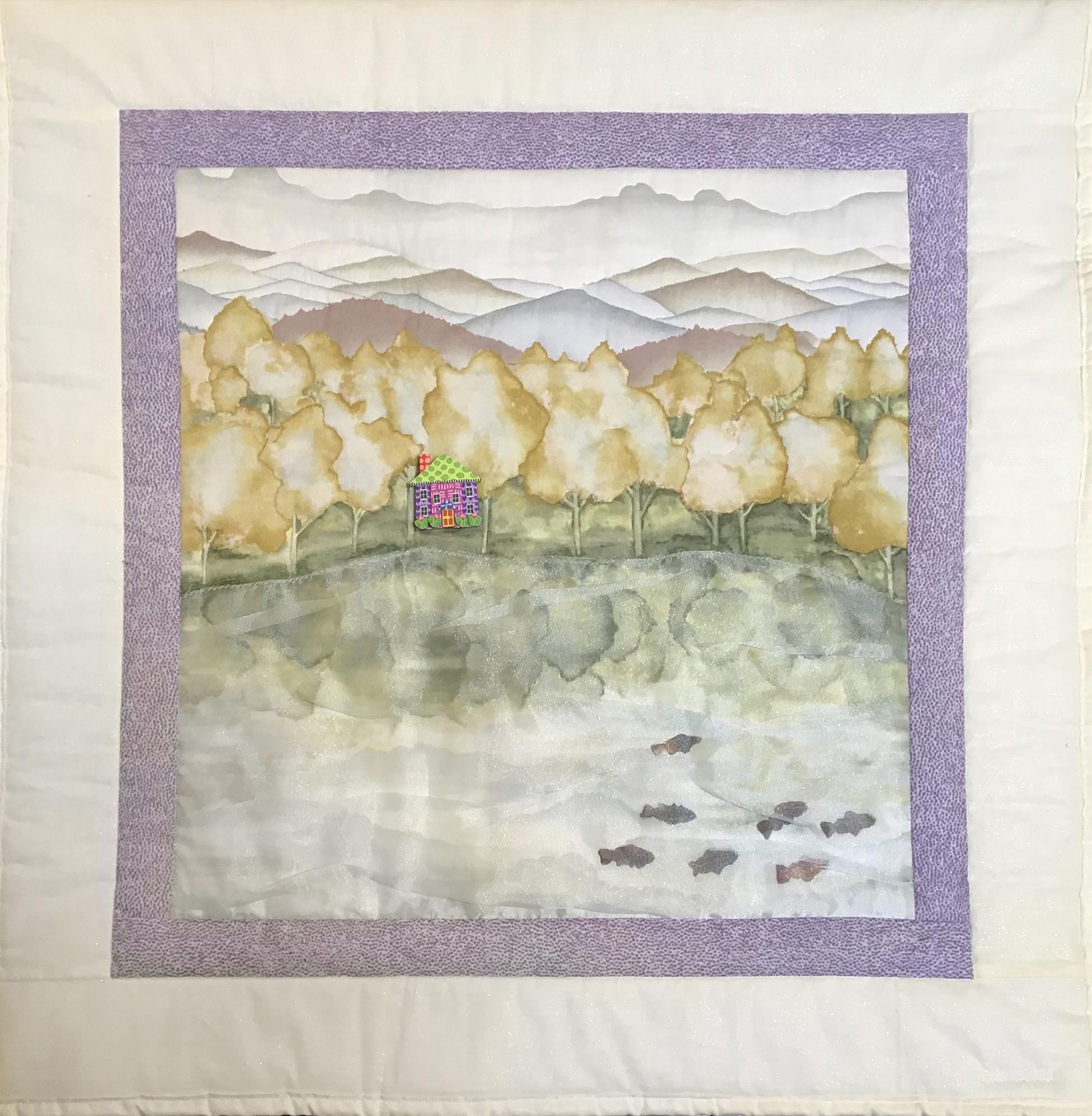 Lakeside Contentment II - Nancie Fimbel