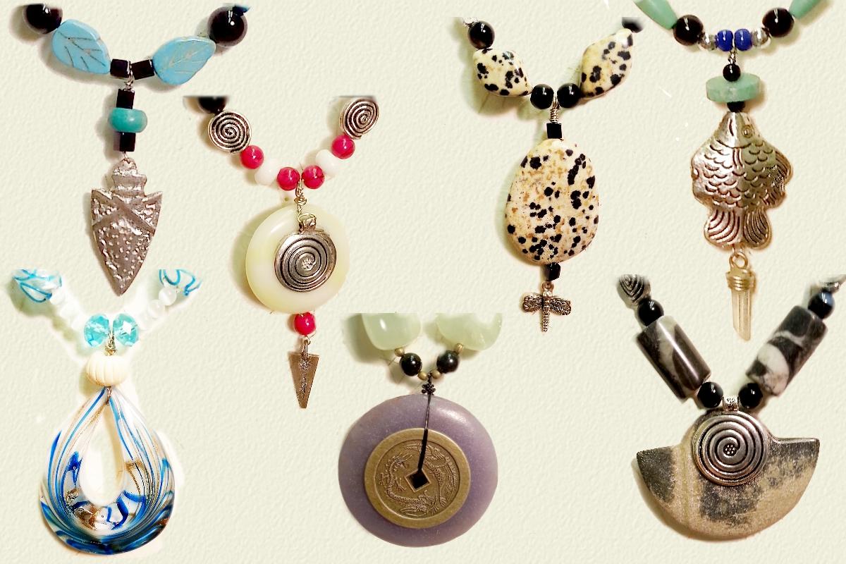 Mountain Jewelry - Linda Levy