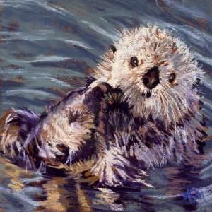 Otterly Amazing - Amy Glover Martin
