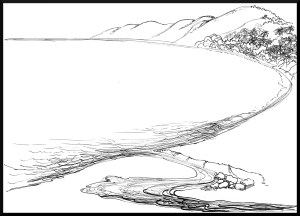 Sayulita 1 - from the mountains to the sea - Bela Ravikumar