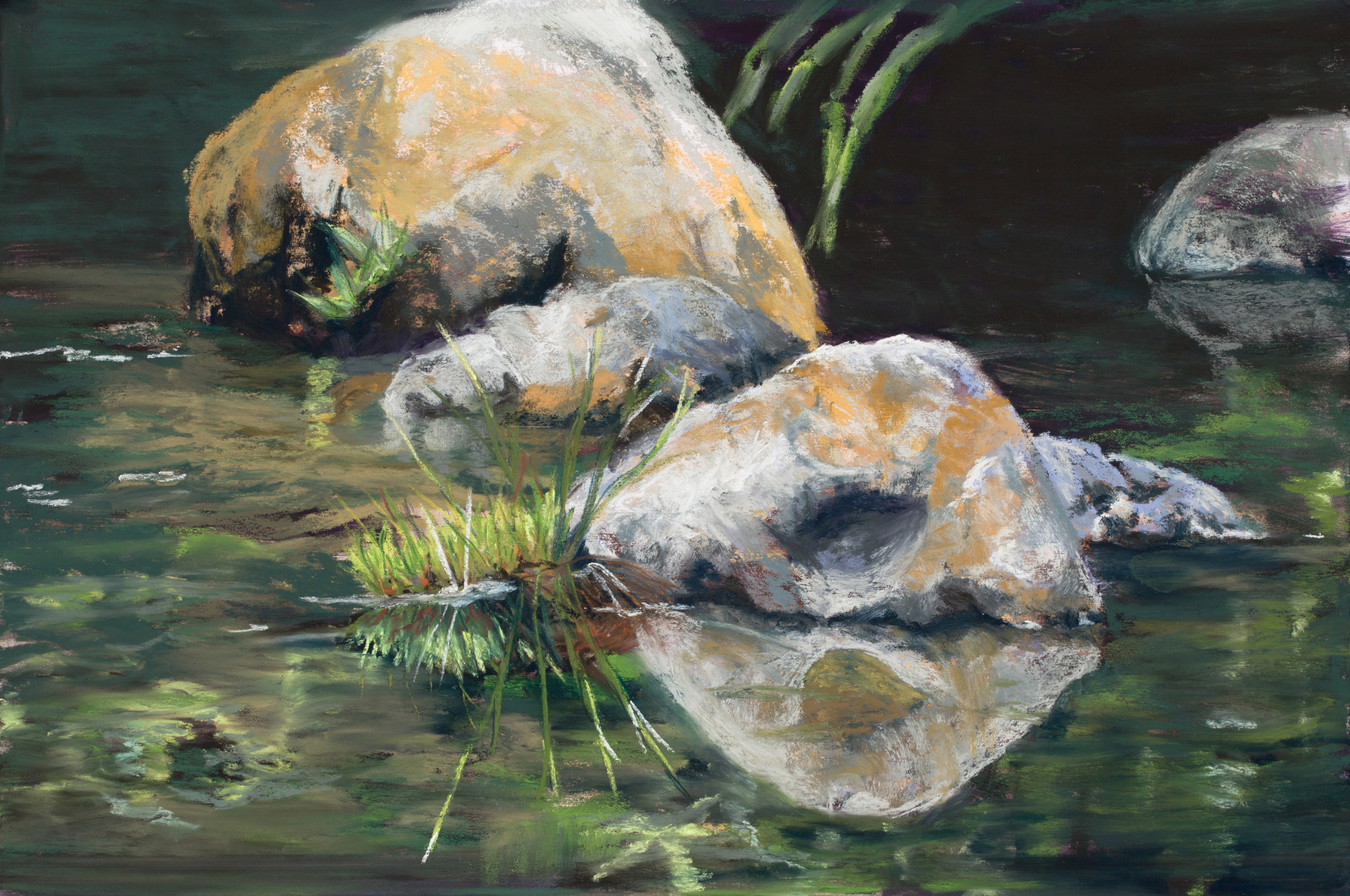 Still Waters - Amy Glover Martin