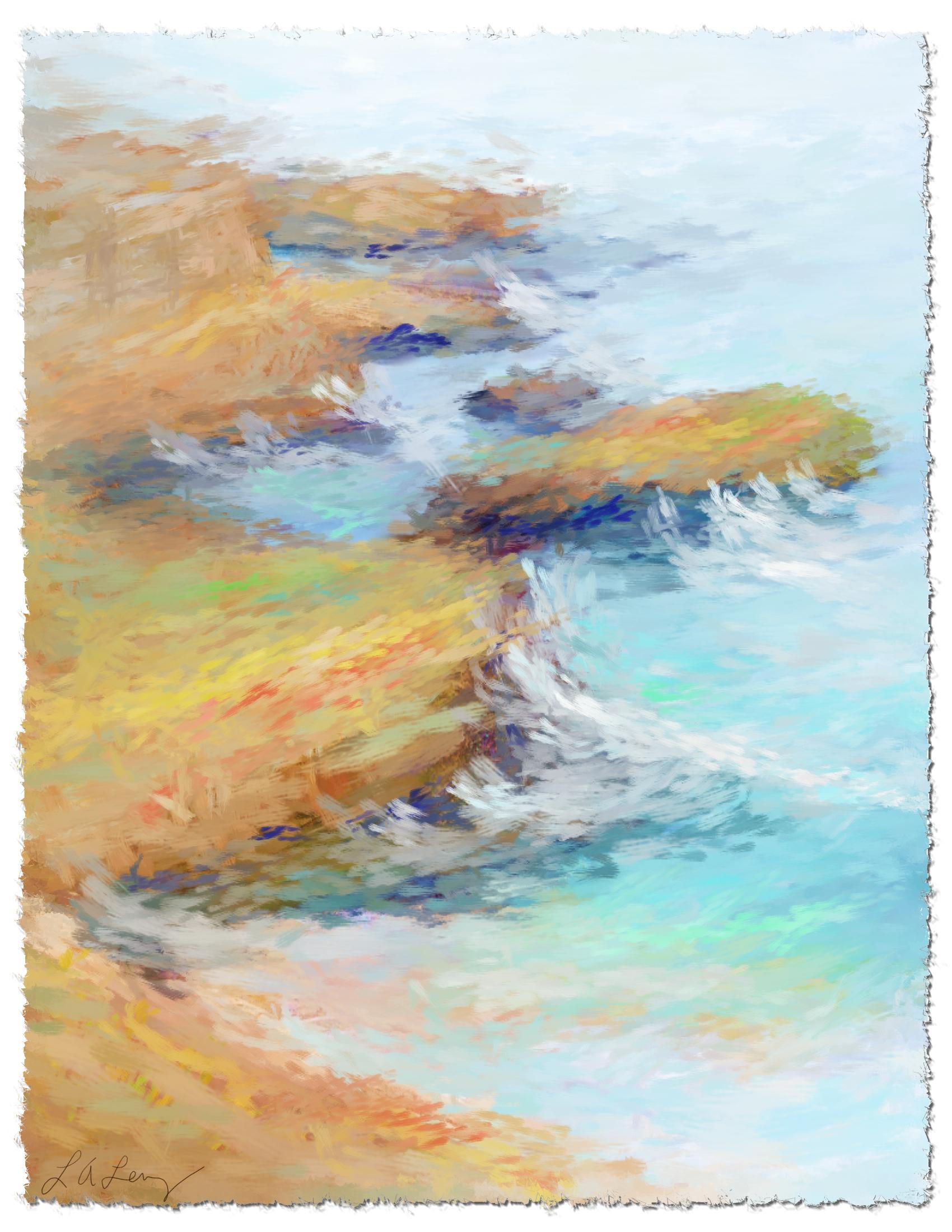 Wilder Coast - Linda Levy