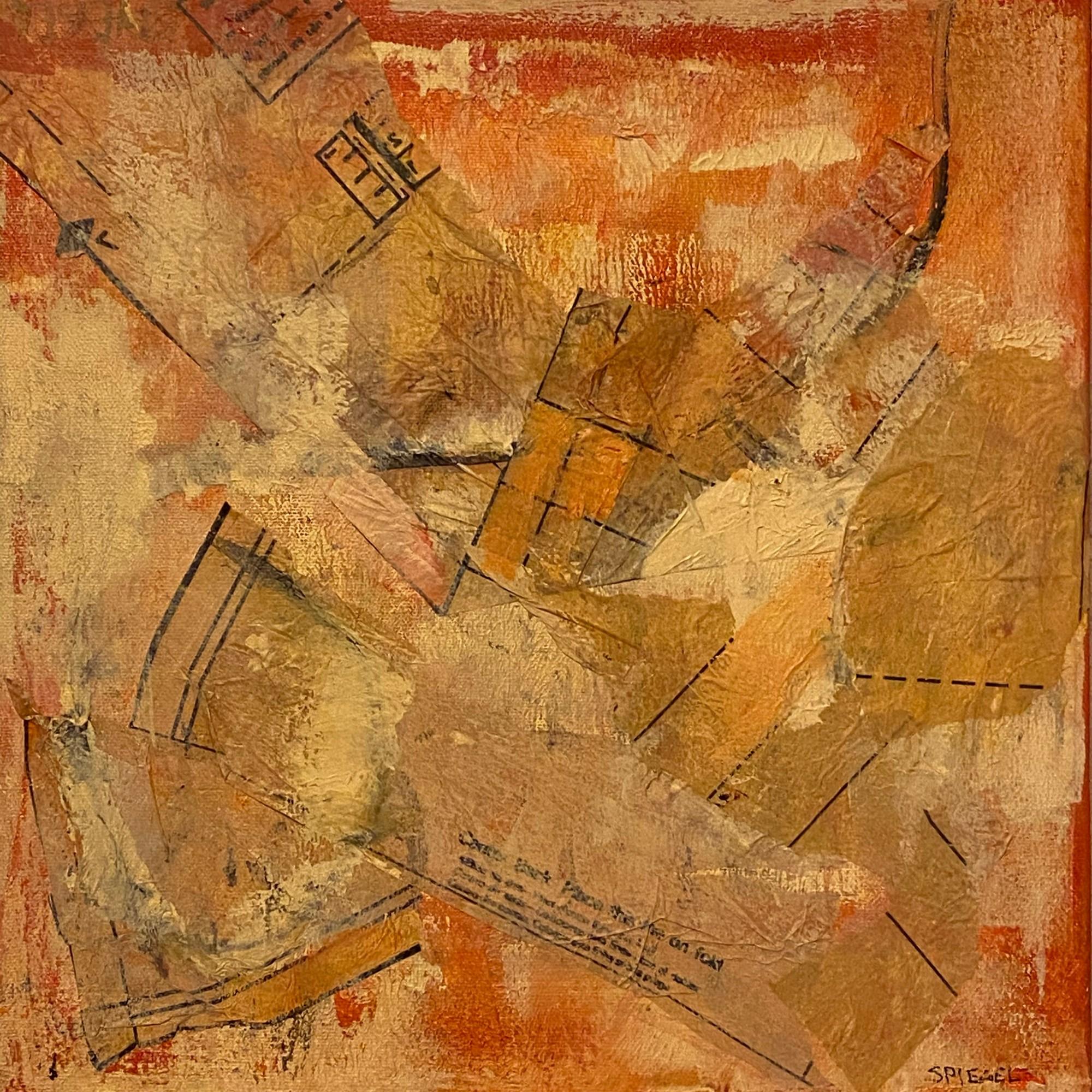 Patterns #1 - Sanda Spiegel