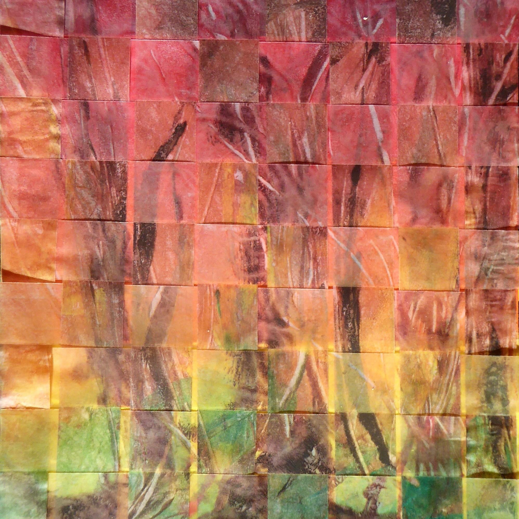 Woven Forest 1 of 3 - Julie Erreca