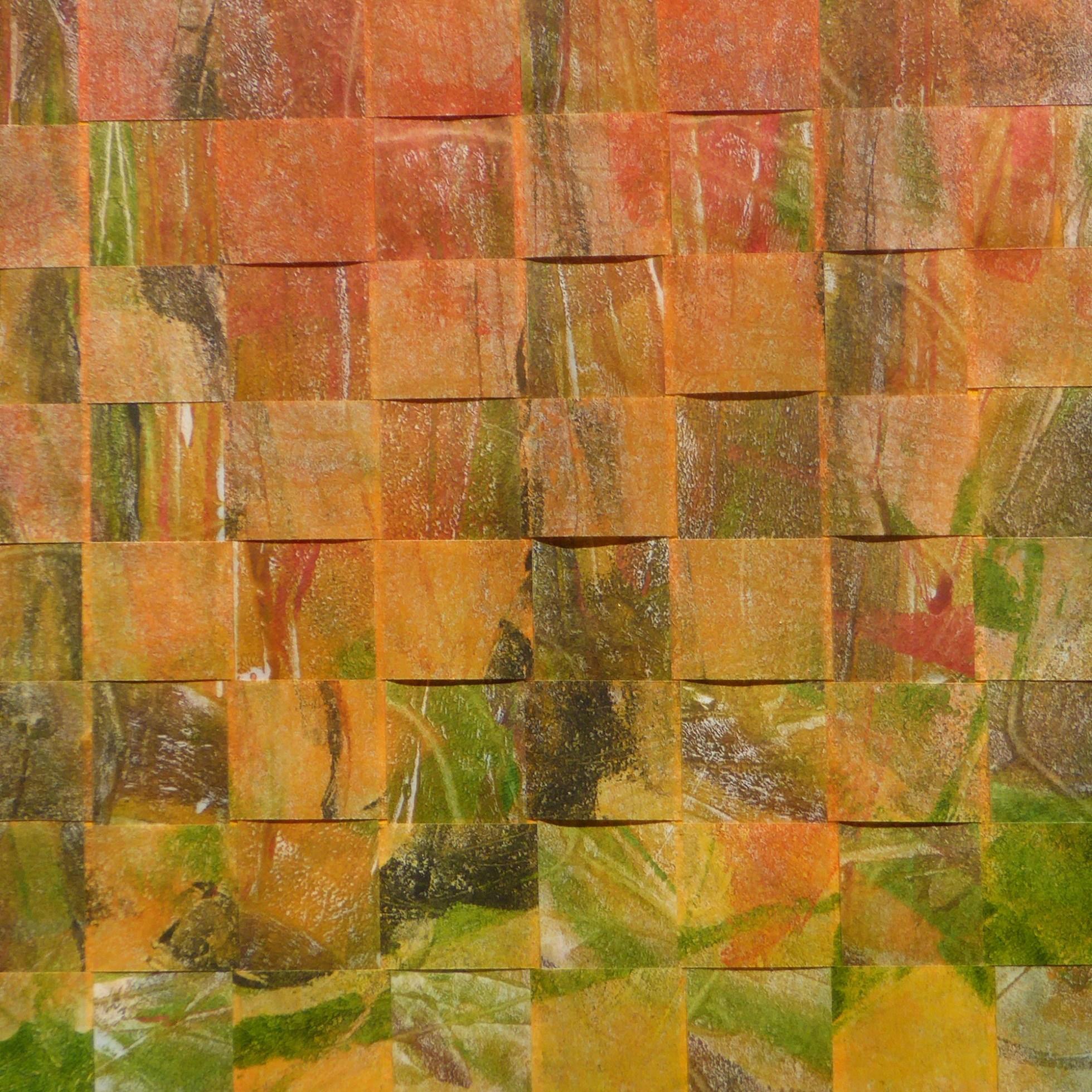 Woven Forest 2 of 3 - Julie Erreca