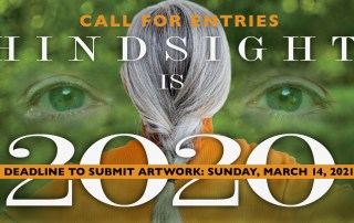 Hindsight is 2020 Call for Artists