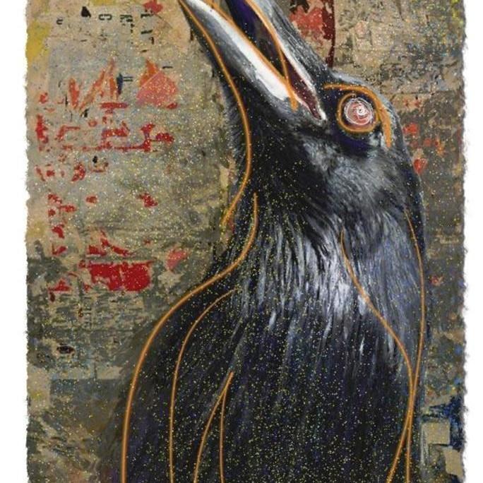 Raven Speaks - Linda Levy