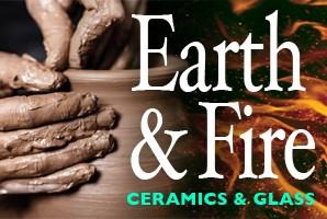 Earth & Fire Exhibit June 16 - August 14, 2021
