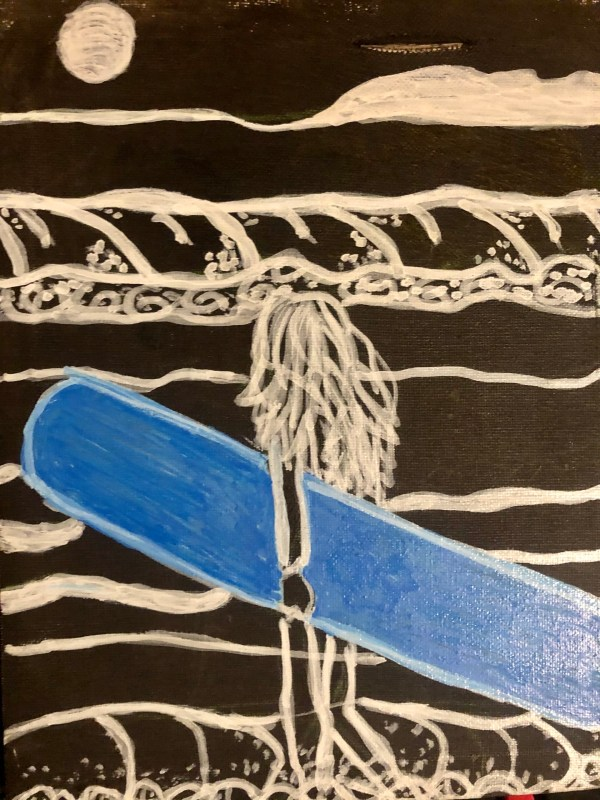 Solitude - Rain Swank-Oliveira