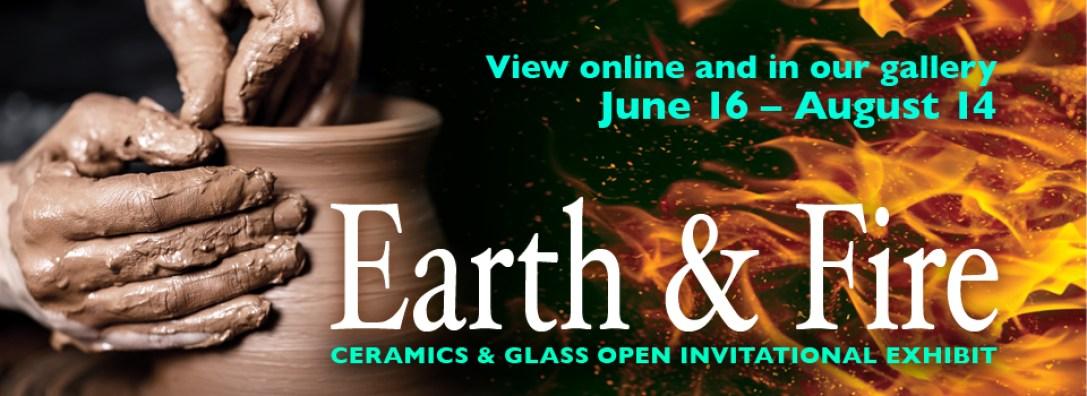 Earth & Fire Exhbit